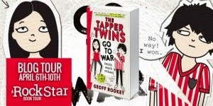 The Tapper Twins Go to War Blog Tour