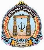 Satavahana University Results 2015