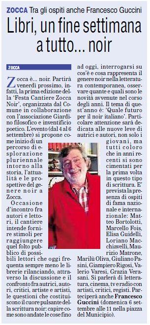 "Da ""Prima Pagina"", 1/09/2015"