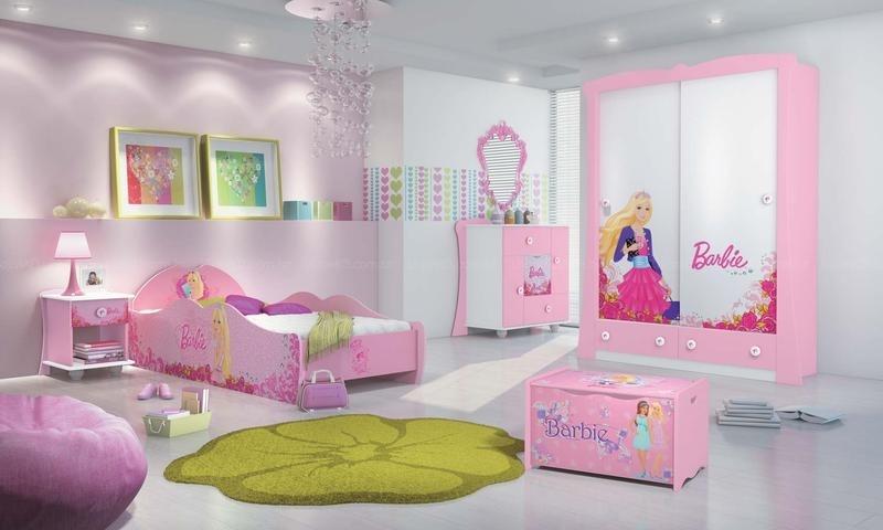 Melhores decorações de quarto para crianças 2015