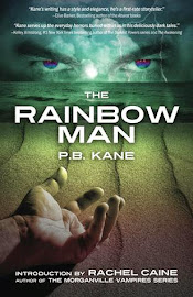 Recently Read and Reviewed - The Rainbow Man by P B Kane