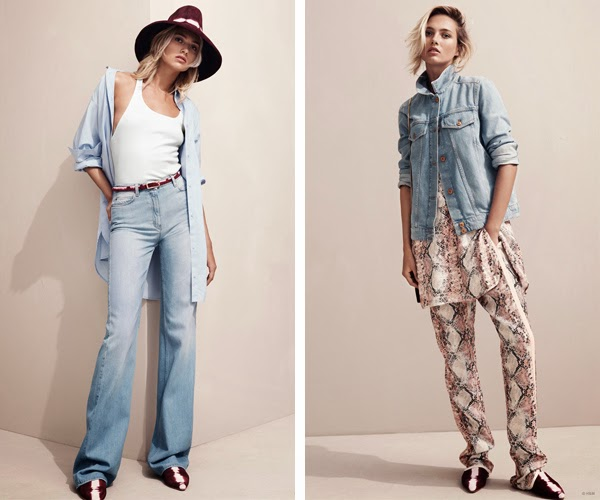 H&M primavera verano 2015 colección Studio ropa mujer