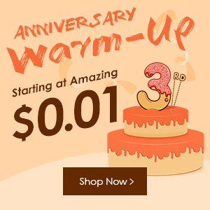 Zaful Anniversary Warm-Up