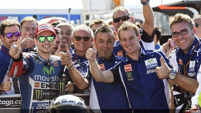 Kualifikasi MotoGP San Marino, Lorenzo Raih Pole Position