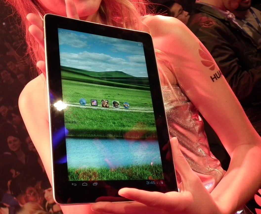 Huawei MediaPad 10 FHD quad-core tablet