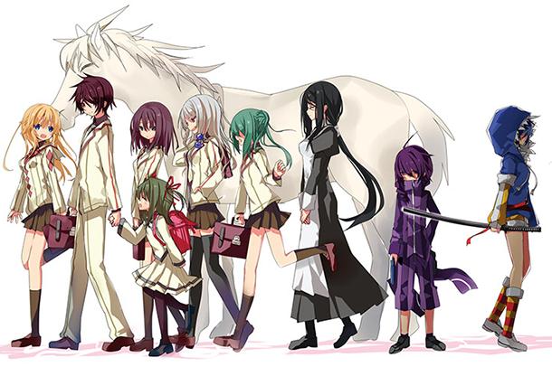 Anime 'Lance N' Masques' Perlihatkan Video Preview Kedua