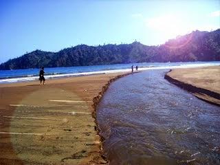 Pantai Si pelot
