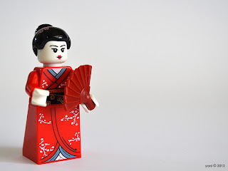 "the very word ""geisha"" means artist and to be a geisha is to be judged as a moving work of art"