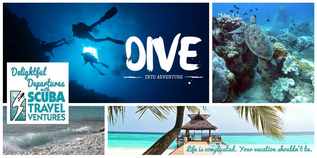 Delightful Departures with Scuba Travel Ventures