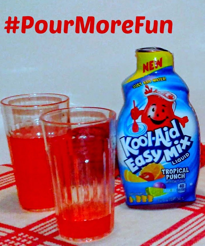 Grab A Sammie And A Kool Aid: CoCo And Twins: Kool-Aid Easy Mix Brownies #PourMoreFun