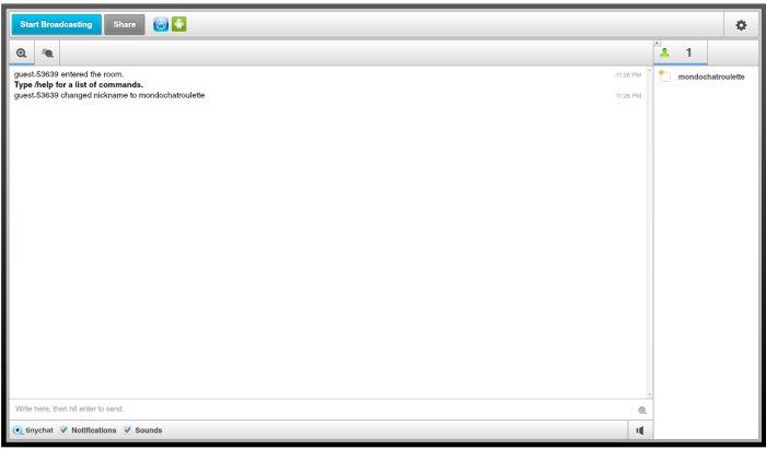 Come ottenere una chat o videochat gratuita con codice html sul proprio sito o blog