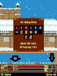 Hack item trong ninja school 2