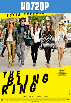 The Bling Ring HD 720p Subtitulado