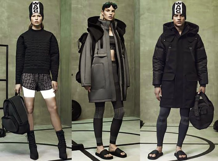Alexander Wang x H&M collections