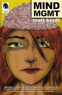Mind MGMT Matt Kindt
