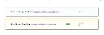 Cara Memprediksi Google Pagerank Blog