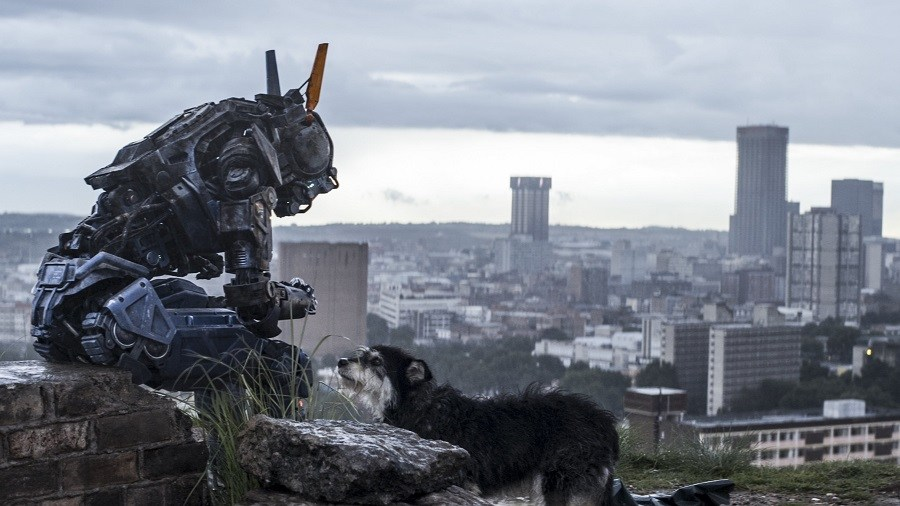 Chappie 4K 2015 Filme 4K Bluray UHD Ultra HD completo Torrent