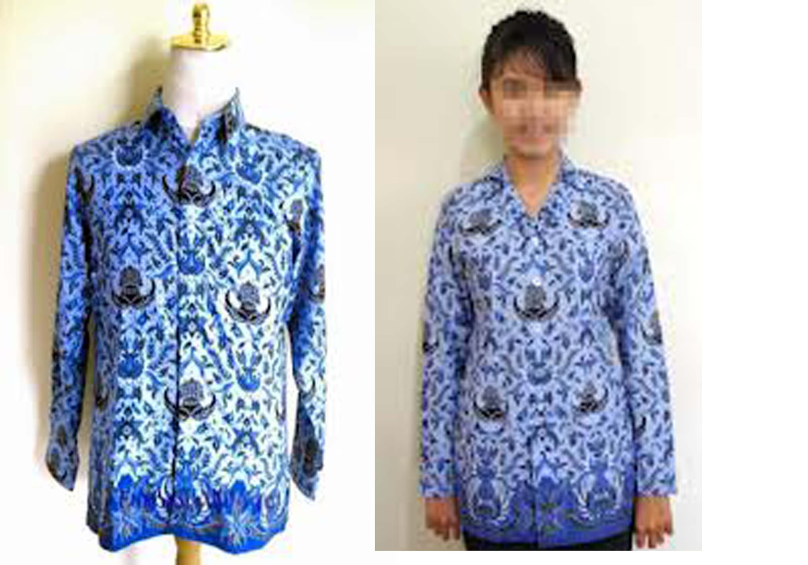 Download image Model Pakaian Batik Korpri Baru PC, Android, iPhone and ...