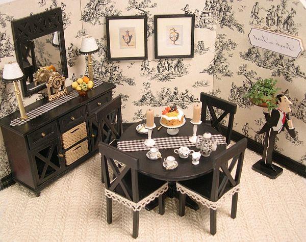 Ideas de decoraci n del comedor para peque os espacios for Comedor para espacios pequea os