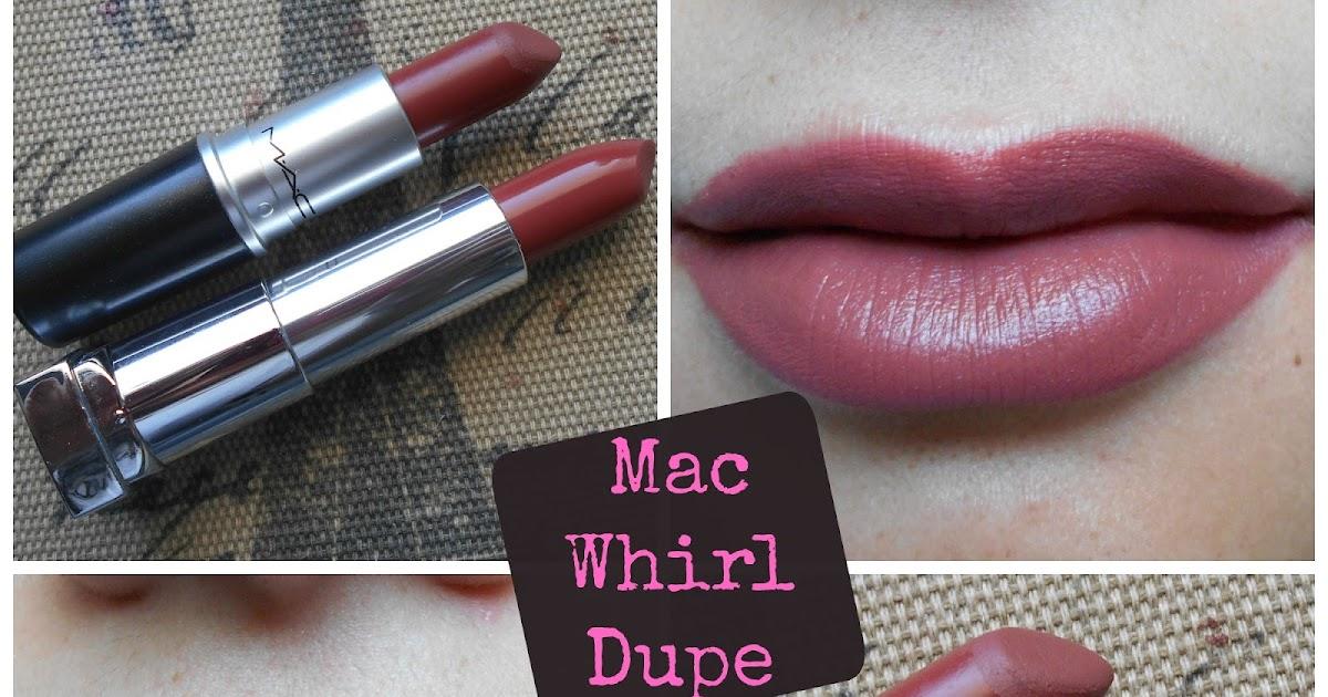 Dupe alert! MAC Margin vs Wet n Wild Color Rosé Champagne