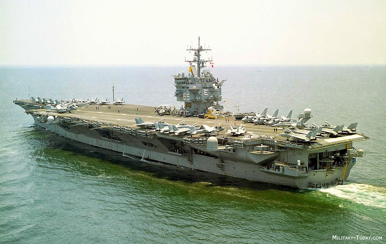 Kapal Perang Paling Besar