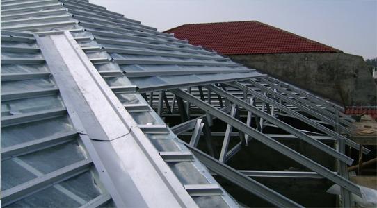 konstruksi bangunan rumah sederhana perbandingan rangka