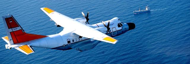 Pilihan Jenis Pesawat Patroli Maritim