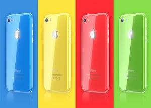 Apple lança comercial todo colorido com as variedades da versão, econômica, iPhone 5c