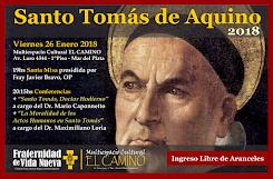 Santo Tomás de Aquino 2018