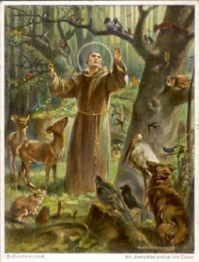 QADDISIN U BEATI FRANĠISKANI - FRANCISCAN SAINTS AND BLESSED