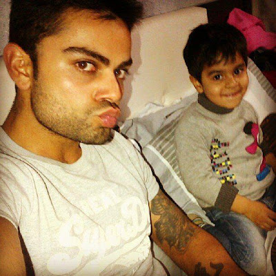 cricketer-virat-kohli-childhood-pictures-childhood-images blogspot com    Virat Kohli Childhood Photos