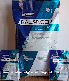 Vital Can Balanced gatos adultos 400 grs. $ 27,00