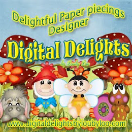 Former Digital Delights Paper Piecing Designer