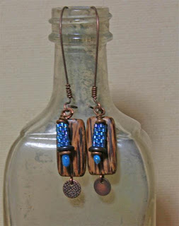 Barbe Saint John Boho Earrings