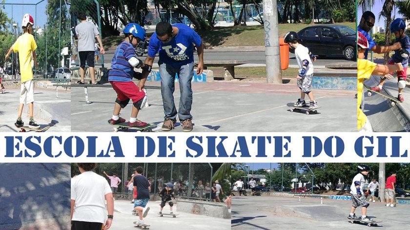 skateboard school RJ