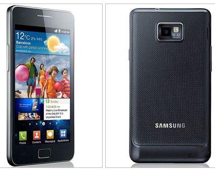 Motorola DROID RAZR Vs Samsung Galaxy S II