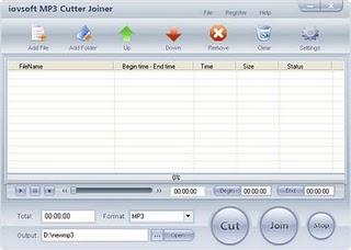 Free MP3 Cutter Joiner  : Software Untuk Memotong dan Menggabungkan MP3