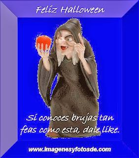 Feliz Halloween, Bruja Fea 2