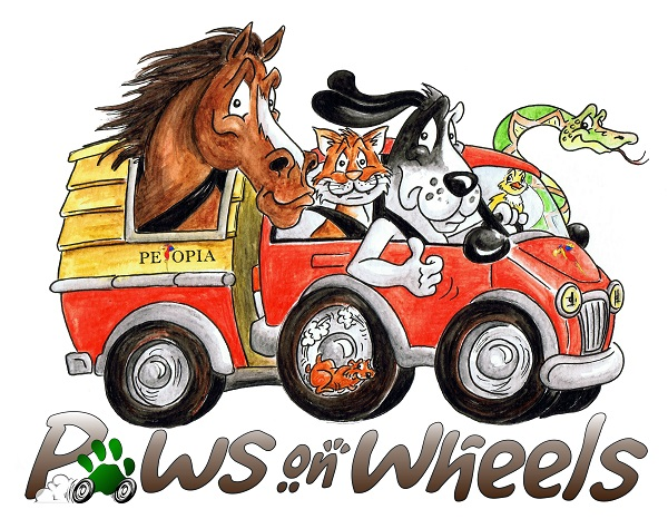 Paws on Wheels