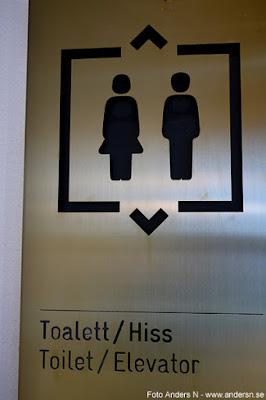 toalett hiss toilet elevator