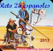 """Reto """"25 Españoles"""""""