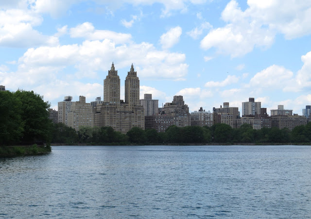 The Lake - Central Park, New York