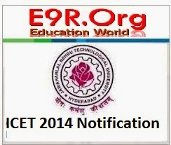 ICET 2014 Notification for MBA, MCA