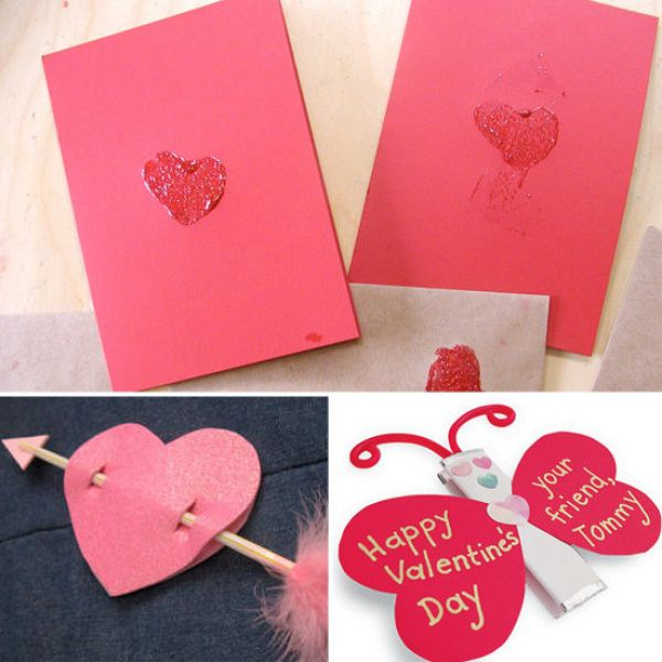 Download film ideas for valentines day card holders for for Designs for valentine cards