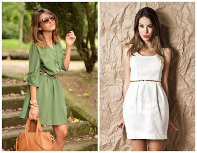 Dicas em fotos de Modelos de Vestidos Diferentes