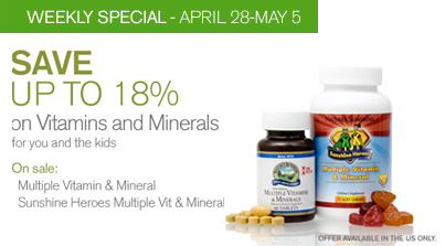 Vitamin Sale