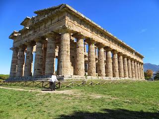 Temple to Poseidon, Paestum, Italy