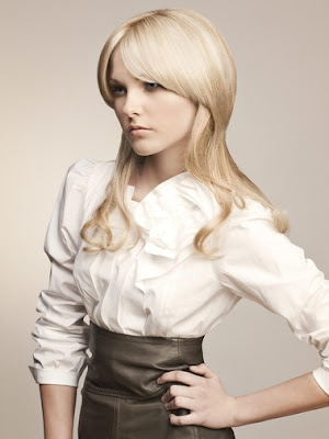 Fall 2011 Long Layered Hairstyle Trends-by Wella