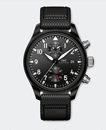 IWC Reloj de Aviador Cronógrafo TOP GUN
