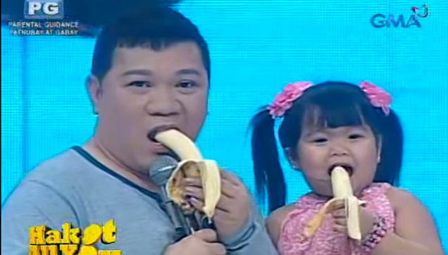 Ryzza Mae's epic surprise to Allan K.